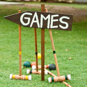 Summer Party Ideas: Outdoor Lawn Games #PreppyPlanner