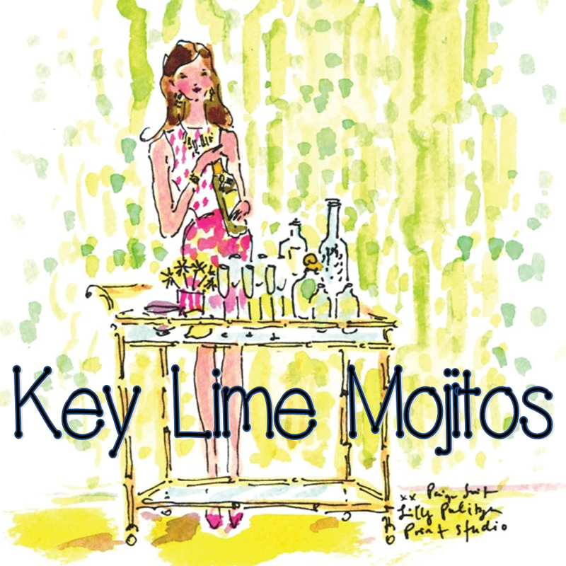 Key Lime Mojitos #PreppyPlanner
