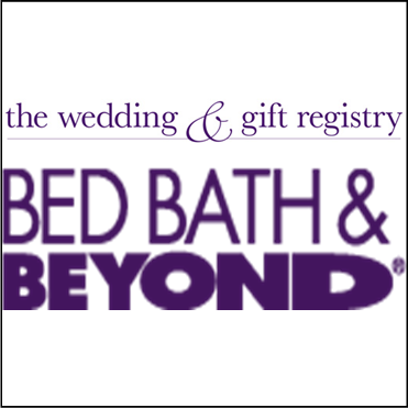 Our Wedding Registry with Bed Bath & Beyond This post was sponsored by Bed Bath & Beyond. One of the aspects of wedding planning that MG and I have been the most excited about was registering. If you've been following along for a while you know that starting our first home (well, small apartment) together was an incredibly special milestone.