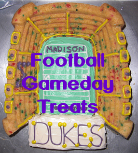 lots of fun gameday treats to make for any football tailgate or party #PreppyPlanner
