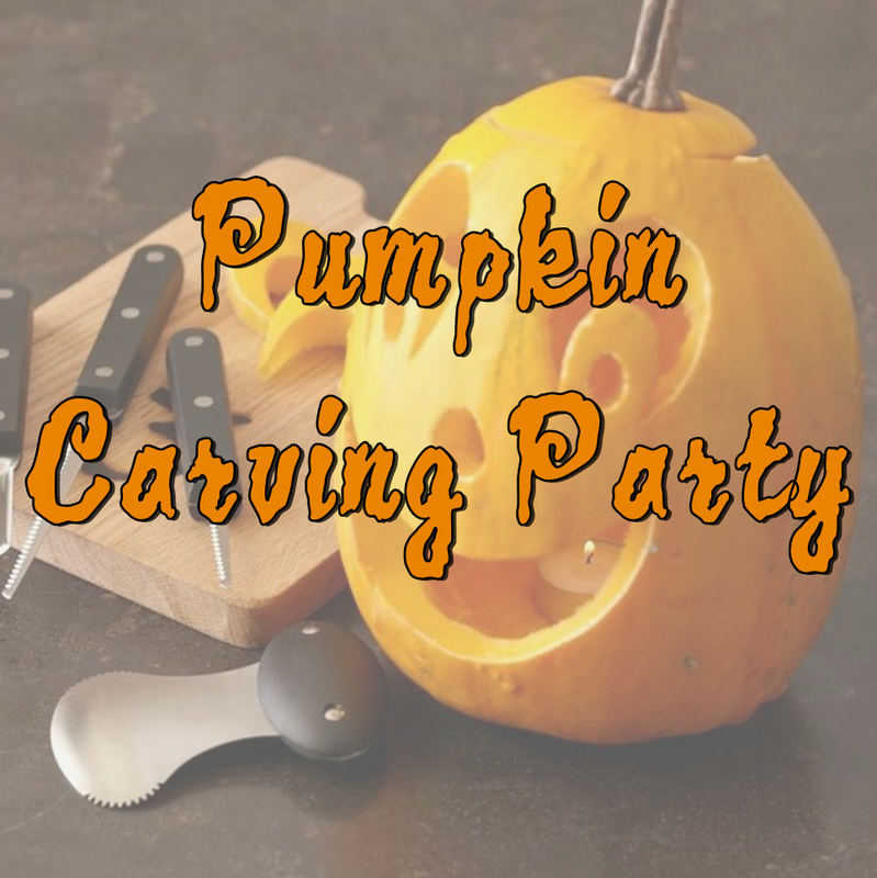 Pumpkin Carving Party #PreppyPlanner